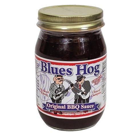 Blues Hog 'Original' BBQ Sauce - 16oz (540g) Jar
