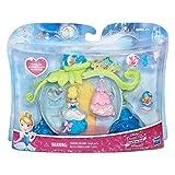 Hasbro - Princess Small Bambola Playset B5344Eu4. Modelli Assortiti