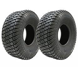 2 - 16x7.50-8 4000 Rasen Rasenmäher Reifen 16 750 8 Reifenfahrt auf Rasenmäher