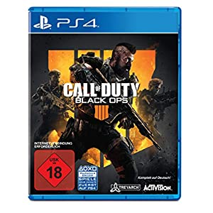 Call of Duty Black Ops 4 – Standard Edition – [PlayStation 4]