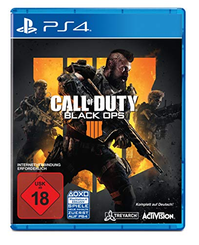 Call of Duty Black Ops 4 - Standard Edition - [PlayStation 4] - Call Spiele Of Duty