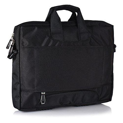 Suntop Code14 10.5 Litres Black Laptop Bag