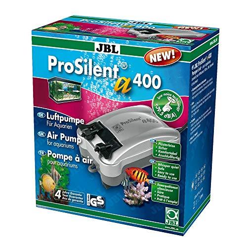 JBL Silent a400 Luftpumpe für Aquarien von 200-600 l