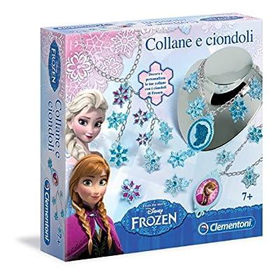 Disney Frozen - Collares y Colgantes (Clementoni 15215) (versión en Italiano) de Clementoni