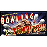 Zombies Bowling For Zombies!!! Board Game by Twilight Creations