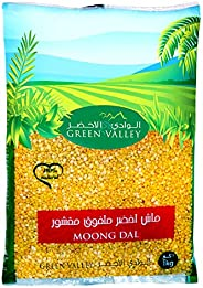 Green Valley Moong Dal - 1 kg