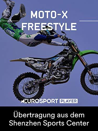 Freestyle Motocross: Night of the Jumps in Shenzen (CHN) - Übertragung aus dem Shenzhen Sports Center
