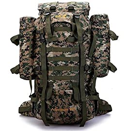 d9dcbfc686 ZHUDJ 80 L Escursionismo & Backpacking Pack Laptop Pack Ciclismo Zaino  Backpackclimbing Turismo Sport Escursioni In Bicicletta/Bike Camping &  Escursioni In ...