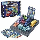 Thinkfun Juego Estrategia Rush Hour Deluxe Lógica Puzzle Juguete Ingenio Mesa