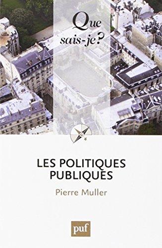 Les politiques publiques