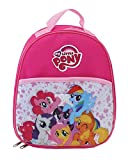 FUN HOUSE 005340 My Little Pony Sac à Dos Isotherme pour Enfant, Polyester/PEVA/Polyéthylène, Rose, 21 x 13,5 x 21 cm