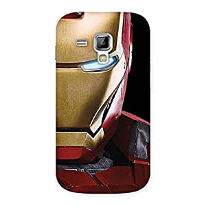 Impressive Genius Print Back Case Cover for Galaxy S Duos
