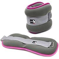 Sporteq Women's Ankle/Wrist Weight 5Lb/2.5Kg / Pair