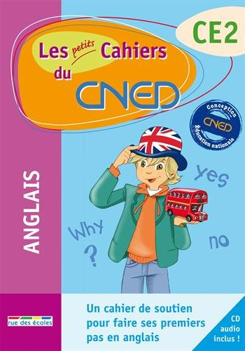 Anglais CE2 (1CD audio)