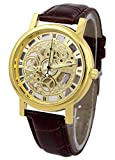 AKAG Gold Dial Round Analogue Boys Watch...