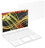 atFolix Folie für Medion AKOYA P7653 (MD61088) Displayschutzfolie - 2 x FX-Antireflex-HD hochauflösende entspiegelnde Schutzfolie