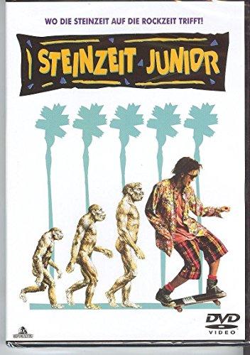 Steinzeit Junior [DVD] mit Brendan Fraser