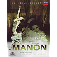 Manon: Royal Ballet
