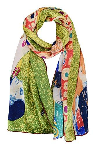 elegna-luxurious-100-charmeuse-silk-art-collection-long-scarf-shawl-with-hand-rolled-edge-gustav-kli