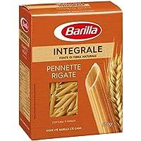 Barilla Pasta Integrale Pennette Rigate Semola Integrale di Grano Duro - 500 gr