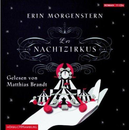 Der Nachtzirkus (11 CDs)