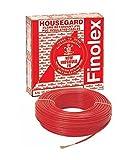 Finolex 1.5Sqmm wire 90m coil - Red