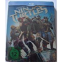Teenage Mutant Ninja Turtles (exklusives Müller Steelbook) Blu-Ray