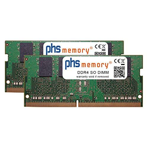 Apple-dimm-speicher (PHS-memory 16GB (2x8GB) Kit RAM Speicher für Apple iMac Core i5 3.0GHz 27-Zoll (5K, Early 2019) DDR4 SO DIMM 2666MHz)
