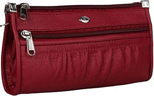 Awesome-Fashions-Womens-Clutch-Red-5-Pocket