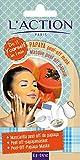 L 'action Paris Papaya Peel Off Face Mask 12gr, confezione da 3