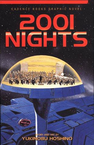 2001 Nights, Vol. 1: The Death Trilogy Overture