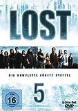 Lost - Die komplette fünfte Staffel [5 DVDs]