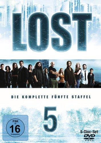 Bild von Lost - Die komplette fünfte Staffel [5 DVDs]