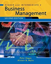 Higher and Intermediate 2 Business Management 2nd Edition