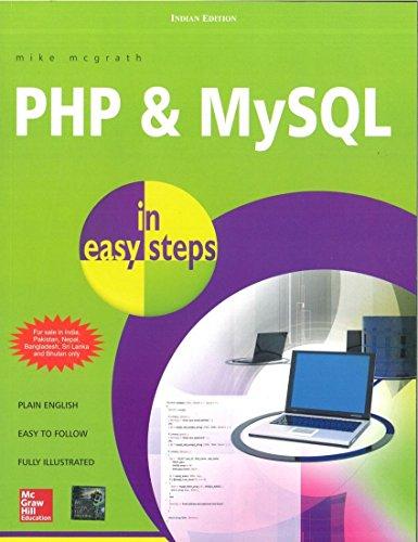 Php And Mysql par Mcgrath