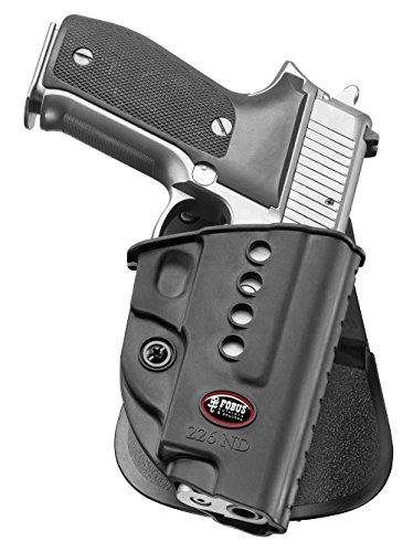 Fobus neu verdeckte Trage einstellbar Pistolenhalfter Halfter Holster für Sig Sauer P220, P226, P226 MK25, P227, P228, P245, P225, mit Schienen / Norinco NC226 Pistole