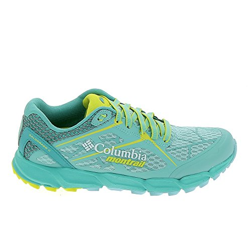 Columbia Caldorado II Women's Scarpe Da Trail Corsa - SS17 Blue