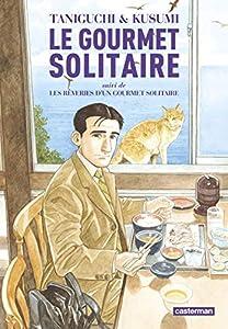 Le Gourmet Solitaire Réédition 2018 One-shot