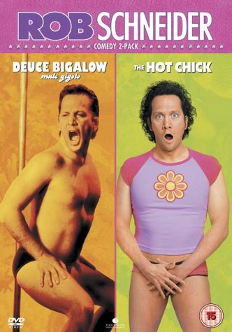 Deuce Bigalow/the Hot Chick [UK Import] (Chick Hot)