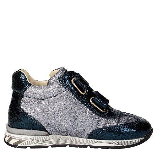 Falcotto MIKY VELCRO Sneakers Garçon Bleu
