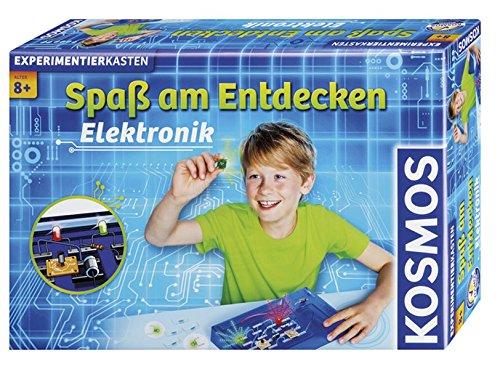 elektro kasten Kosmos 661021 - Spaß am Entdecken, Elektronik