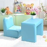 Wood Wood Kinder Polsterm/öbel Kinder-Lounge-Sessel Kindersofa Stuhl Sofa Wohnzimmerm/öbel Braunb/är