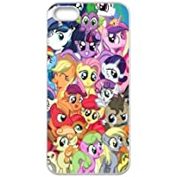 iPhone 5, 5S Phone Case White My Little Pony KQ9019134