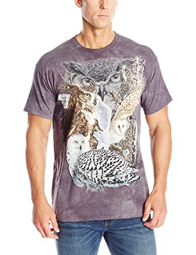The Mountain Find 11 Owls T-Shirt
