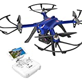 Brushless Motors Drone for Gopro Action Camera - DROCON Blue Bugs - 300Meters