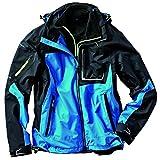 Northland Professional Combi Exo 10K Ferin–Jacke für Herren, Farbe Schwarz/Blau, Größe XXL
