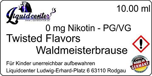 Twisted Flavor - Waldmeisterbrause Aroma 10 ml