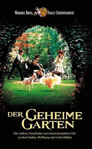Der geheime Garten [VHS]