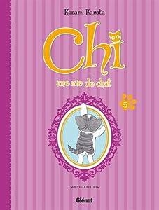 Chi - Une vie de chat Grand format Tome 5