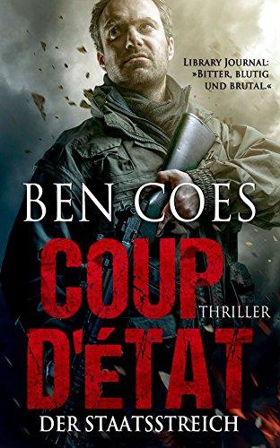 Buchseite und Rezensionen zu 'Coup D'Ètat - Der Staatsstreich' von Ben Coes